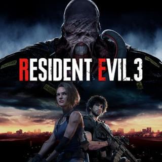 Постер Resident Evil 3